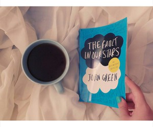 beautiful, book, and coffee image