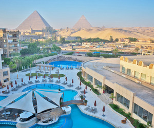 cairo, egypt, and hotel image