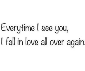 love, again, and quote image