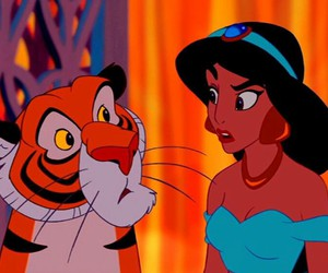 disney and tiger image