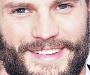 Jamie Dornan, fifty shades, and 50 tons image