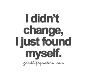 quotes, change, and myself image