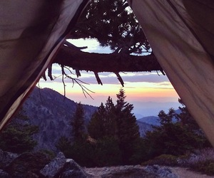 beautiful, camp, and Dream image