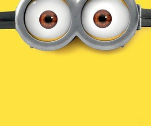 background, minion, and minions image