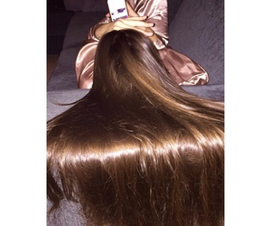hair, beauty, and woman image