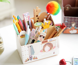 animal, box, and colorful image
