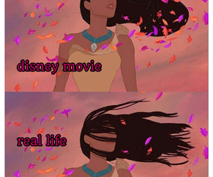 disney, funny, and hairstyles image