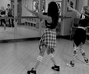 dance, shay mitchell, and ashley benson image
