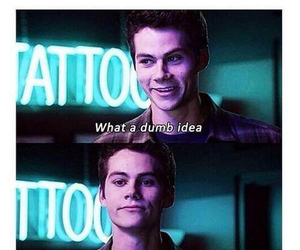 friends, funny, and dylan o'brien image
