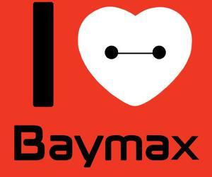 disney, big hero 6, and baymax image