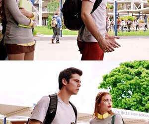 lydia, stiles, and true love image