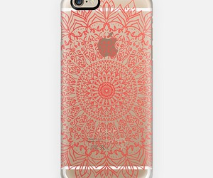 boho, case, and coral image
