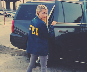 hayley kiyoko and fbi image