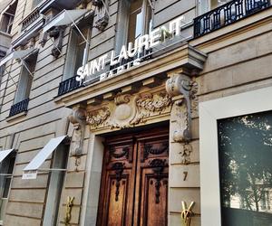fashion, saint laurent, and luxury image