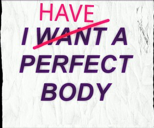 be yourself, beauty, and body image