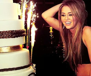 miley cyrus, birthday, and miley image