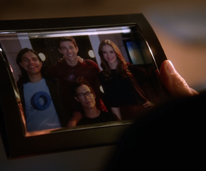 barry allen, the flash, and grant gustin image