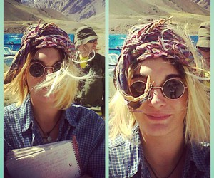 aconcagua, Collage, and girl image