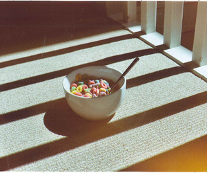 cereal, food, and delicious image