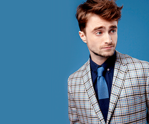 actor, handsome, and harry potter image