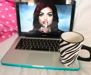 lucy hale, pll, and tumblr image