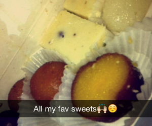 arabic, asian, and sweets image