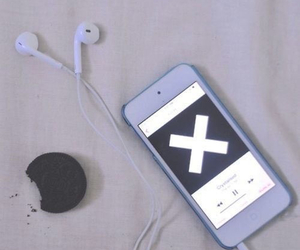 oreo, iphone, and music image