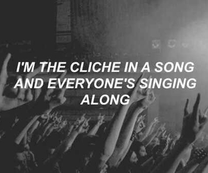 all time low and something's gotta give image