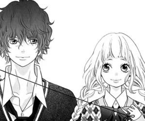 manga, shoujo, and kyou no kira kun image