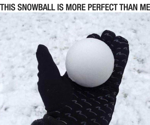 snowball, perfect, and funny image
