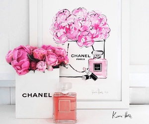 fashion, chanel, and pastel image