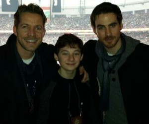 henry, hook, and once upon a time image