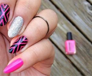 fashion, nails, and polish image