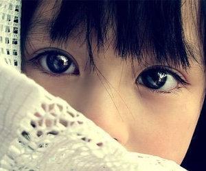 eyes, child, and kids image