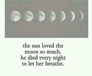 heart, love, and moon image