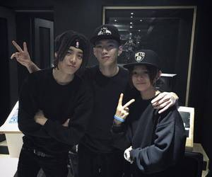 one, samuel, and jay park image