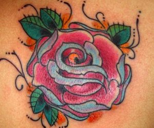LA ink, tattoo, and rosa image