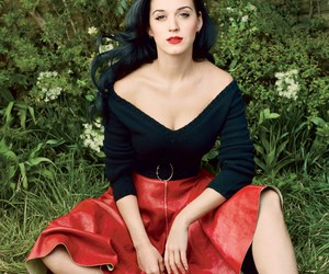 katy perry and vogue image