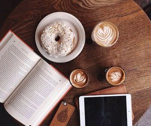 book, food, and yummy image
