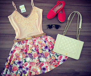 fashion, look, and cute image