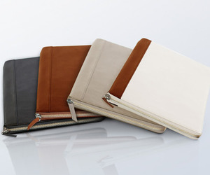 leather, natural, and folios image