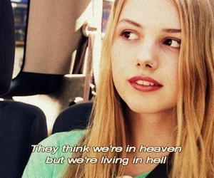 skins, cassie, and hell image