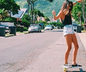 beautiful, skate, and cool image
