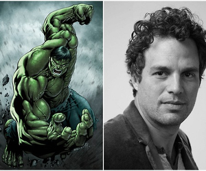 Hulk, the avengers, and bruce banner image