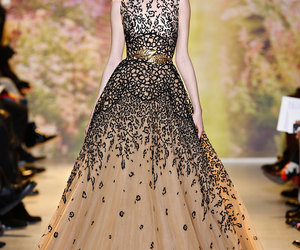 dress, haute couture, and Zuhair Murad image