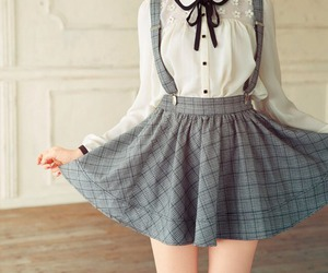 skirt, dress, and clothing image