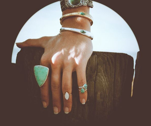 accessories, boho, and hippie image