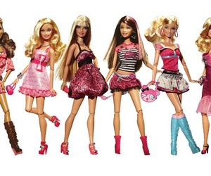 barbie, sweet, and cool image