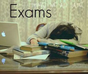 exams and true image