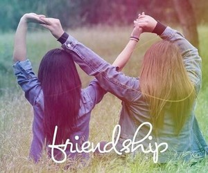 friendship, infinity, and friends image
